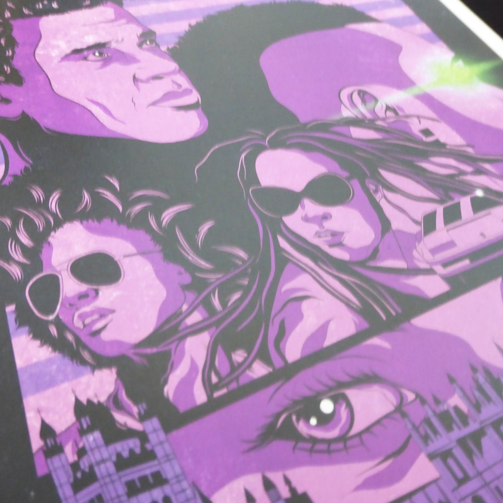 Image of 'VHS' A4 Print