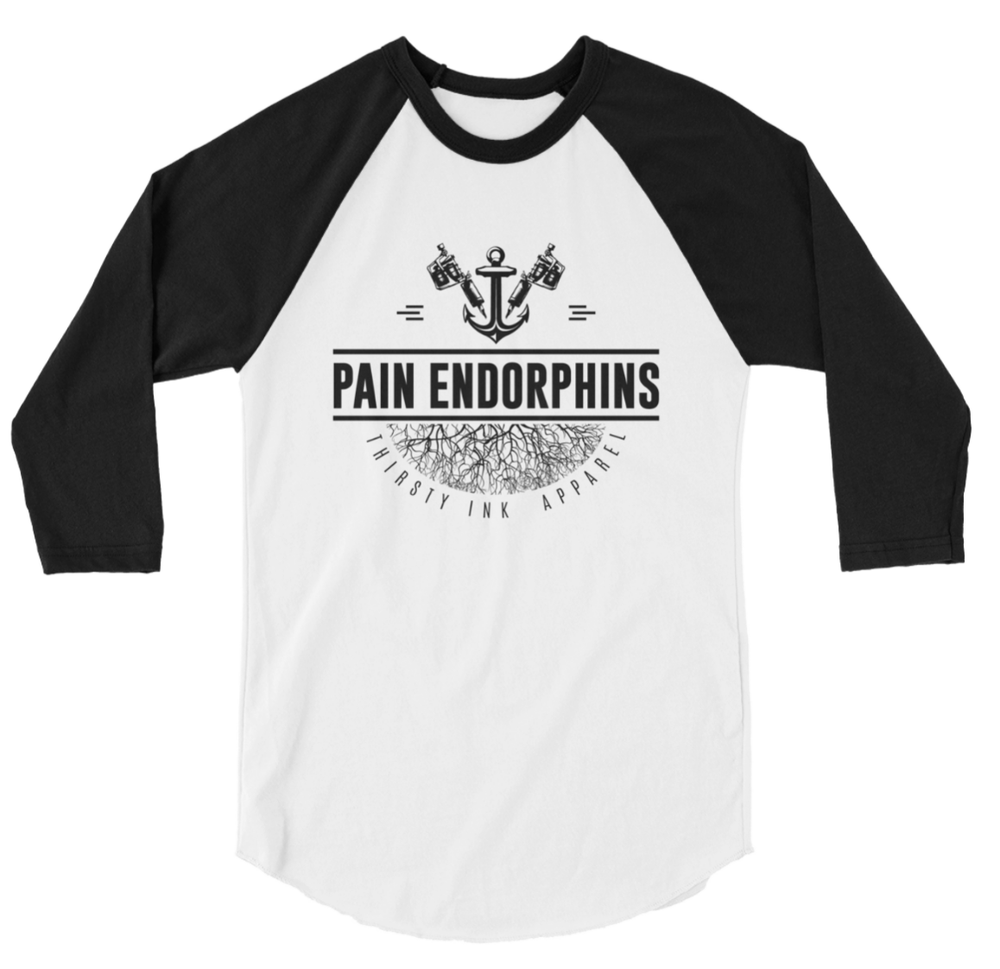Image of Pain Endorphins Raglan