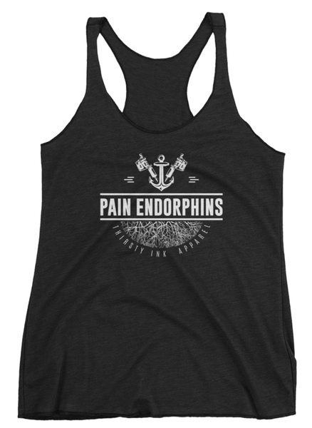 Image of Pain Endorphins Black