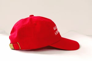 Image of Make Turkey Armenia Again hat- Red