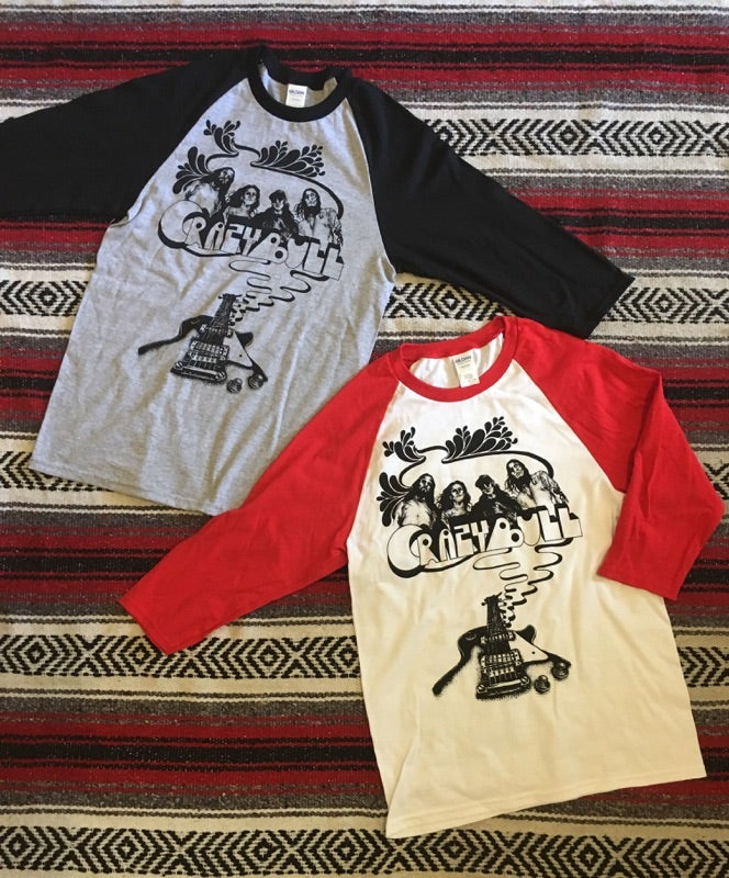 Image of Baseball Rocker Tee