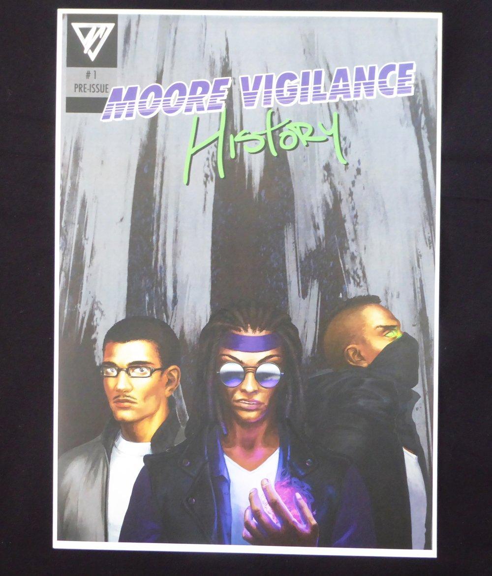 Image of 'History #1' A4 Print