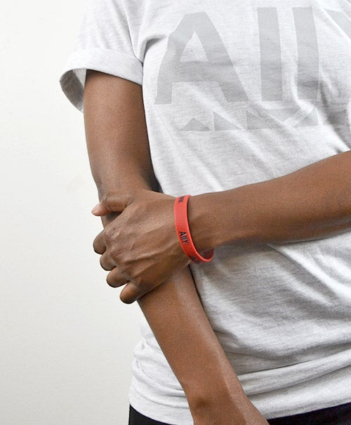 Image of AllY Wristband