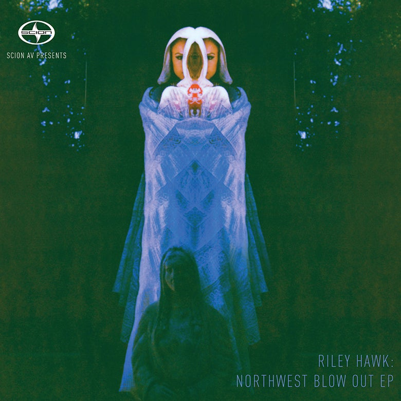 Image of Riley Hawk: Northwest Blow Out Vinyl EP