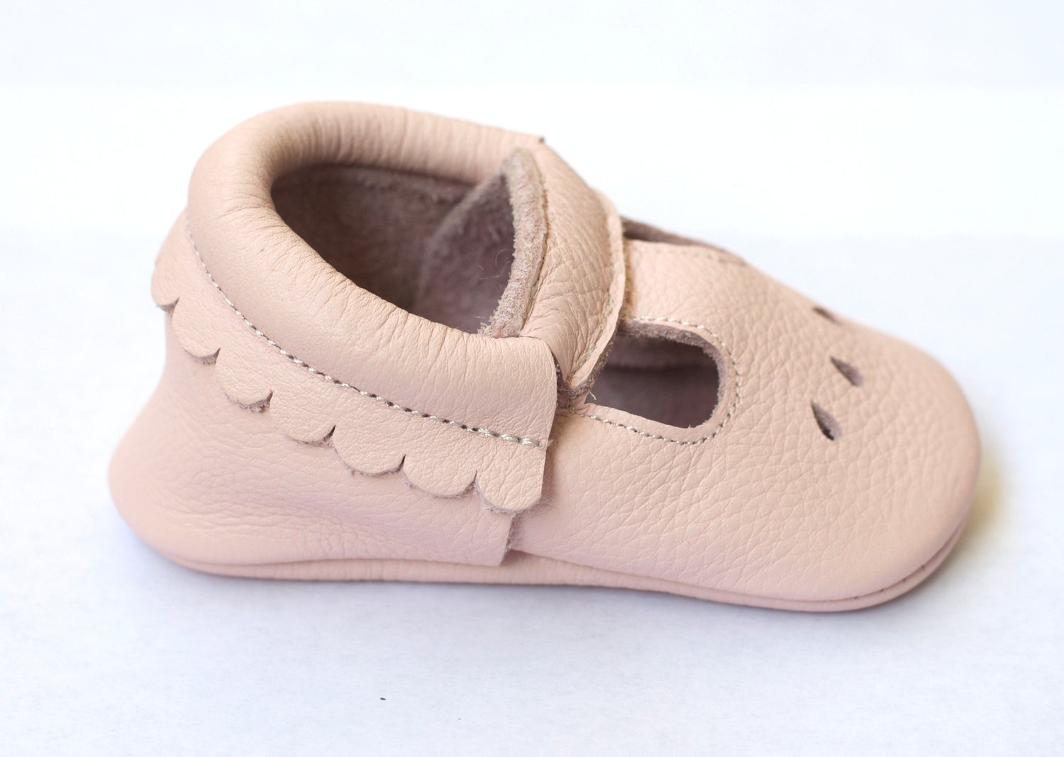 Image of Mary Jane Moccasins || 4 Colors