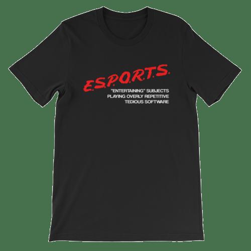 Image of E.S.P.O.R.T.S. T-Shirt