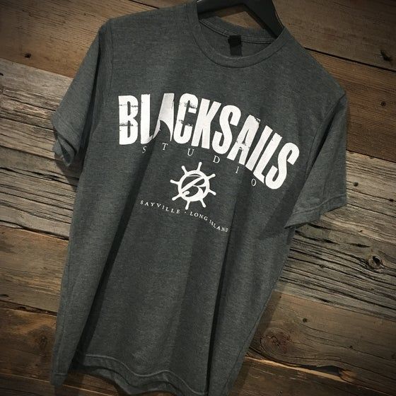 Image of BlackSails Studio T-Shirt - Charcoal