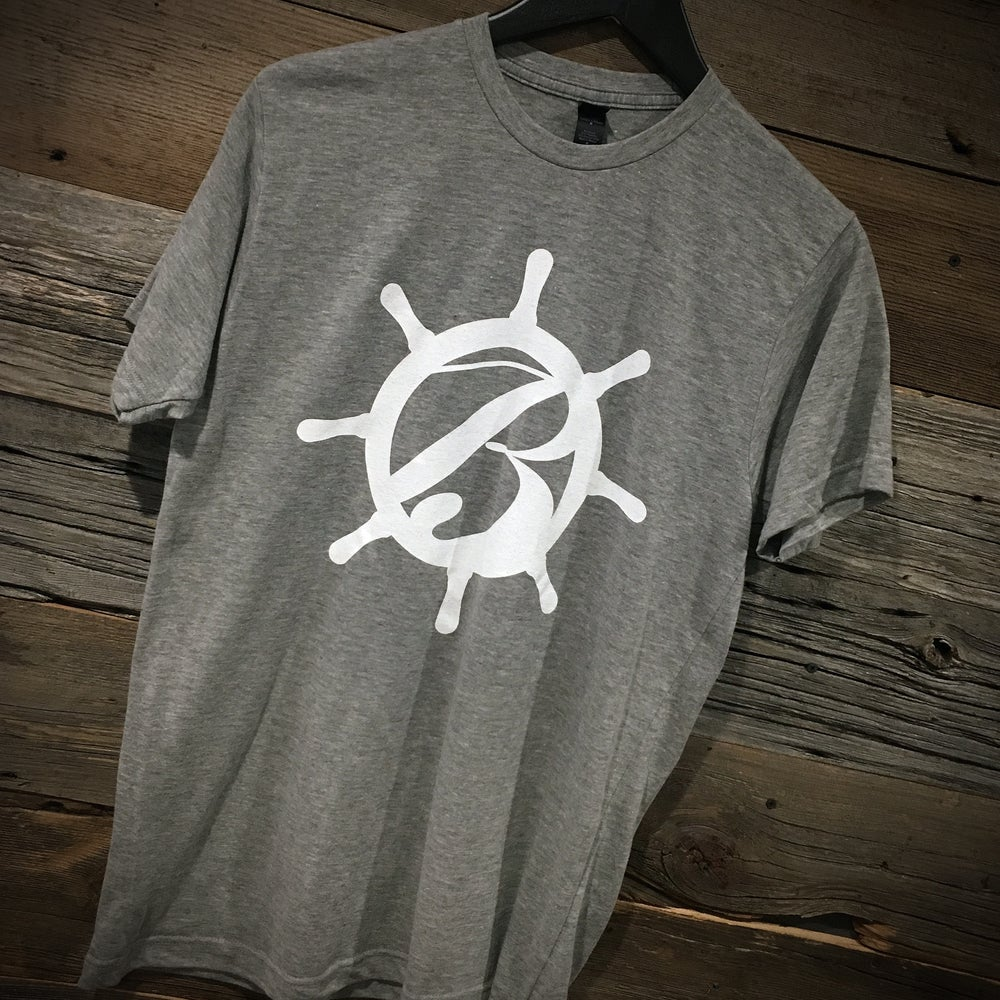 Image of BlackSails Logo T-Shirt - Gray
