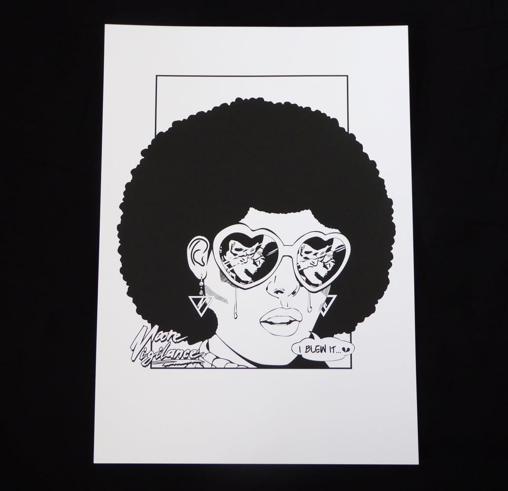 Image of 'I BLEW IT...' A3 Print