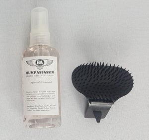 Image of Razor Bump Extraction Brush (The Scratcher)