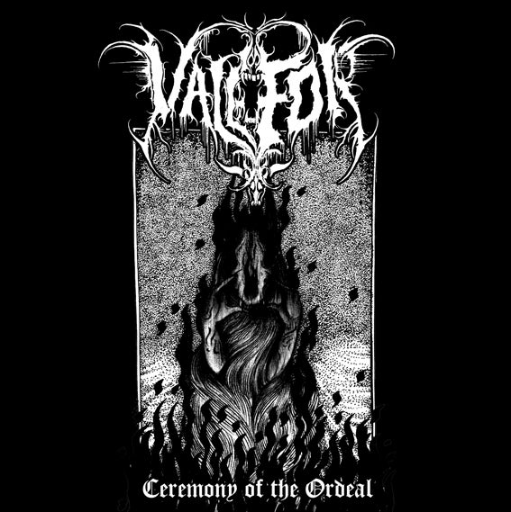 """Image of Valefor - """"Ceremony of the Ordeal"""" CD"""