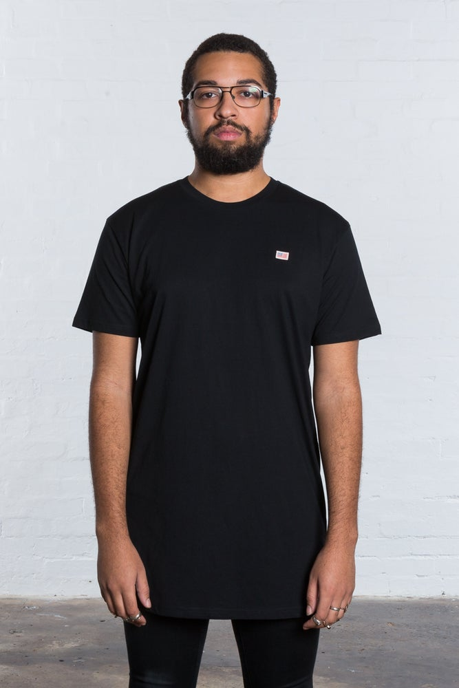 Image of TALL TSHIRT BLACK