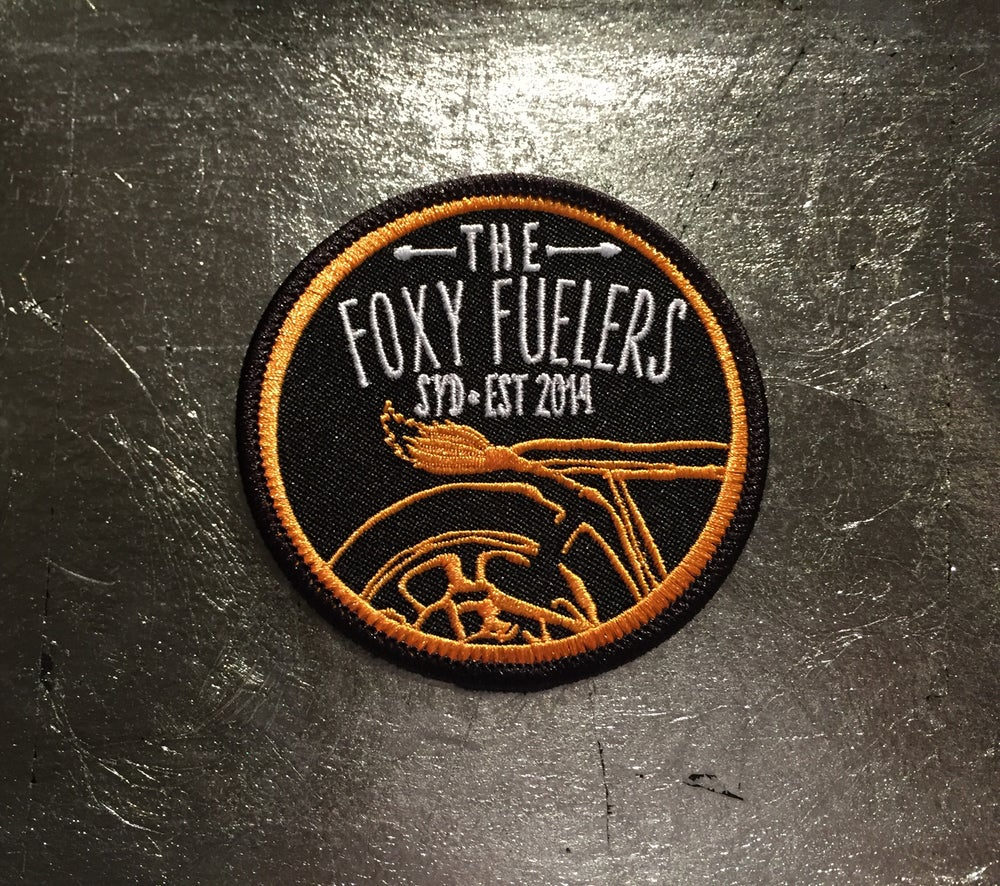 Image of Foxy Fuelers Patch