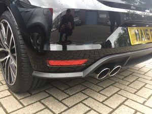 Image of VW Polo 1.8 TSI 2015+ Remus Cat Back Exhaust