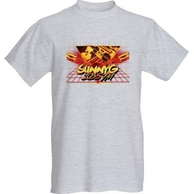 Image of Sunny G Grey T-Shirt