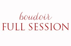 Image of FULL SESSION - BOUDOIR