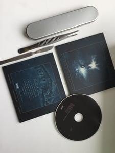 Image of Black Wanderer - Hostile Territory CD Digipak limited 350