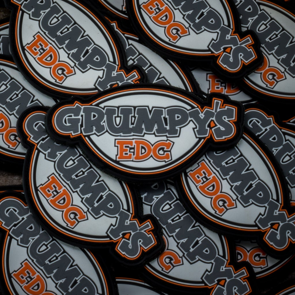 Image of Grumpy's EDC  PVC Patches