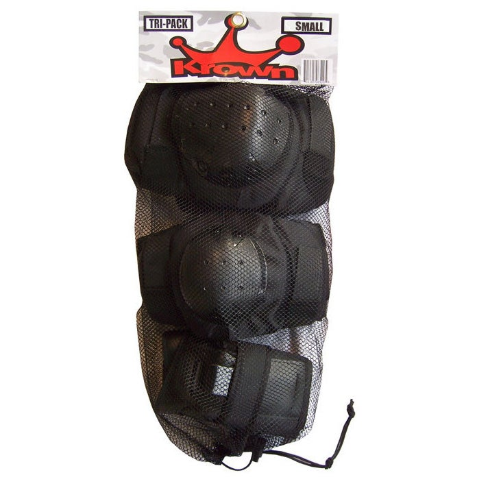 Image of KROWN YOUTH PADS TRI-PACK