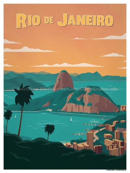 Image of Rio de Janeiro Poster