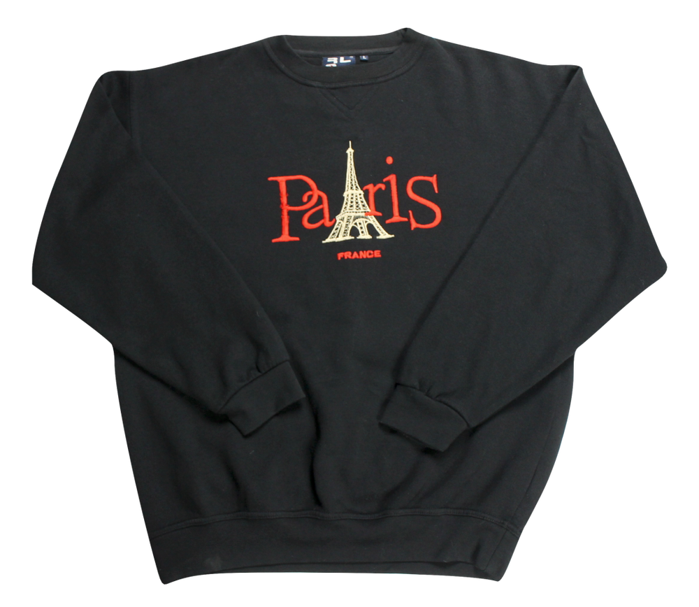 Image of Paris France sweatshirt