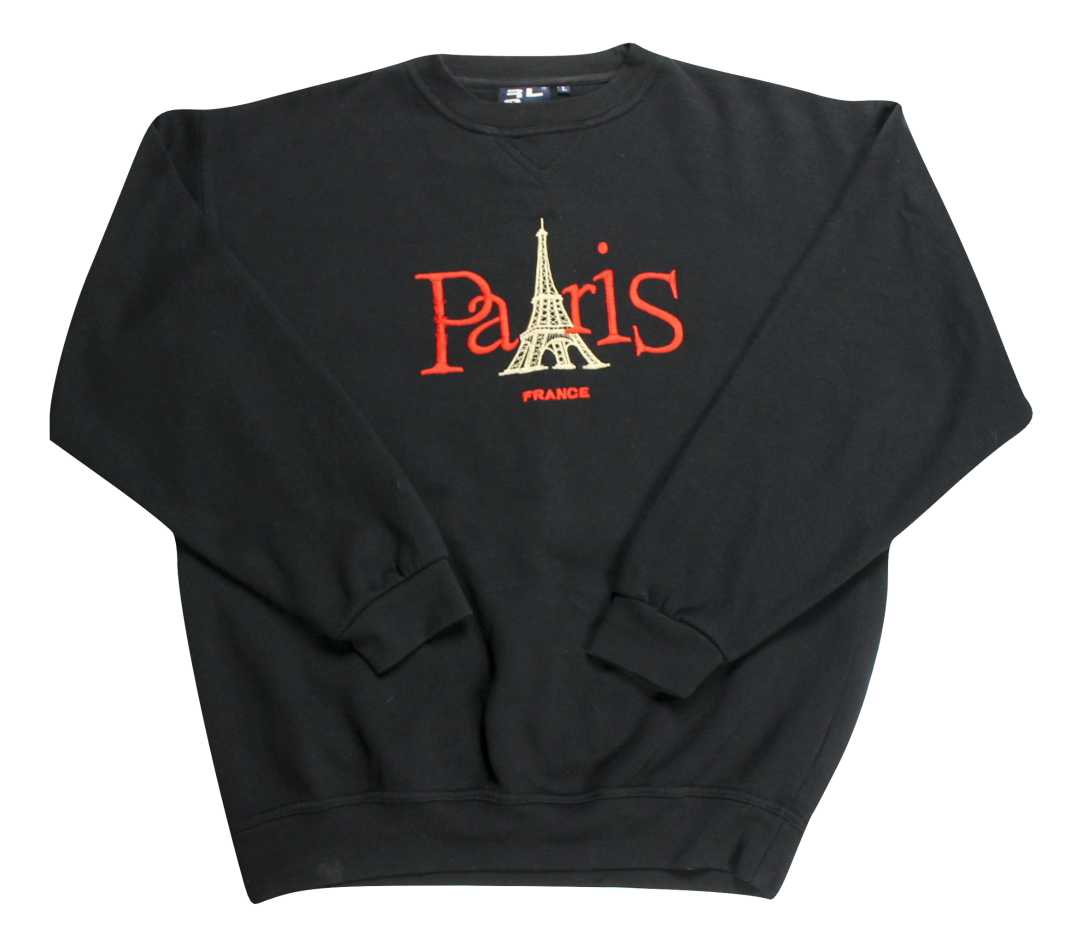 Image of Paris France sweatshirt
