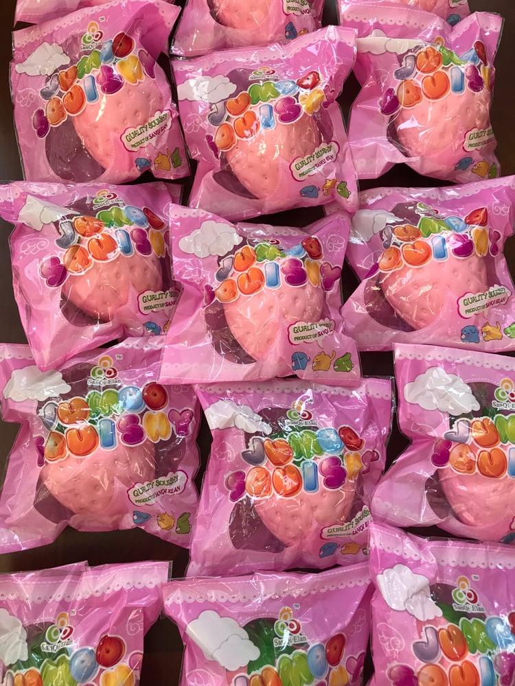 Image of Pink Jumbo Strawberry