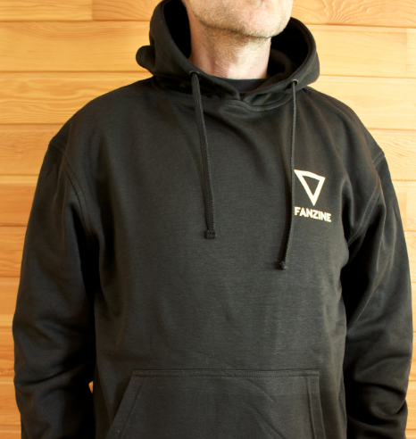 Fanzine Hooded Sweater