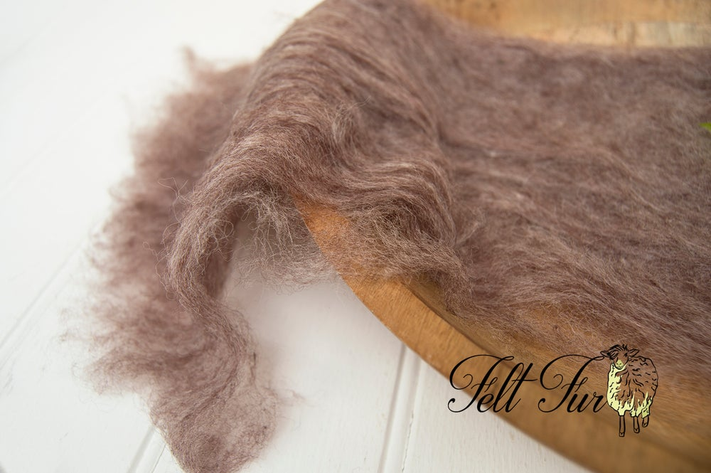 Image of Set D of 5 mini wool, Loose Fluffy Wool, Basket Filler, Photography Prop