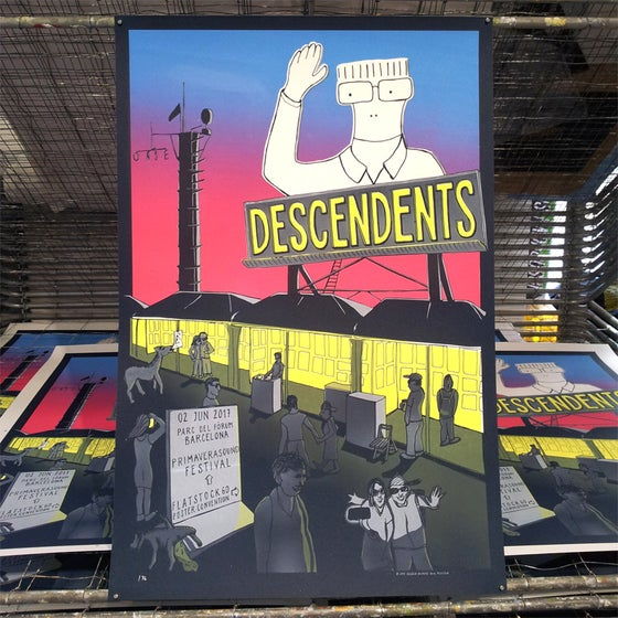 Image of DESCENDENTS