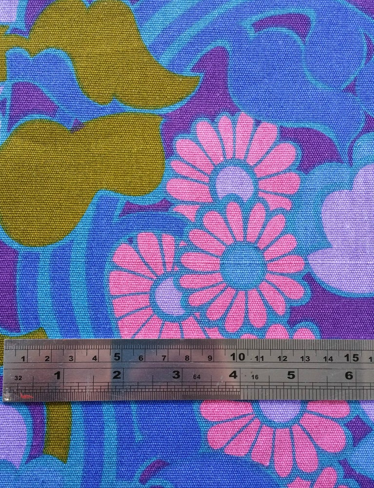 Bloomsbury - fat quarter / Rainbow Vintage Home