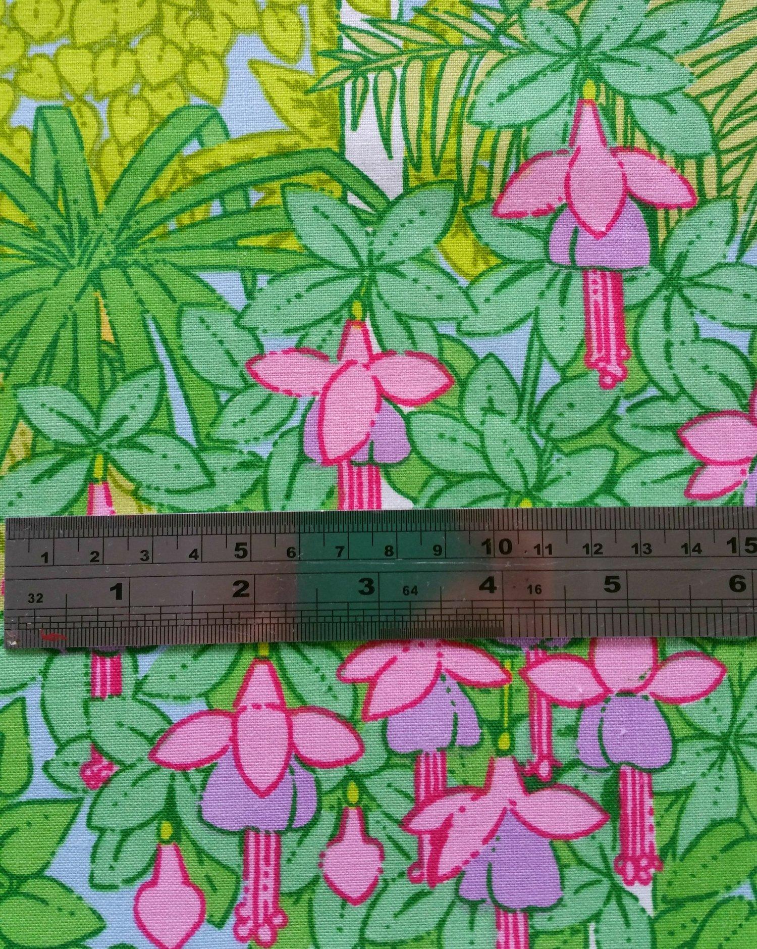 Image of Jonelle 'Albany' Vintage Fabric
