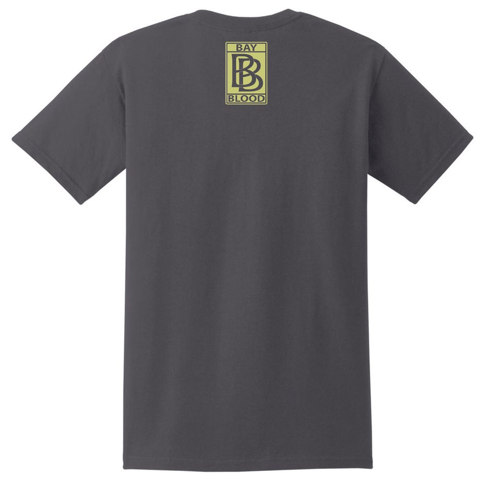 Image of Niner For Life Tee (charcoal)