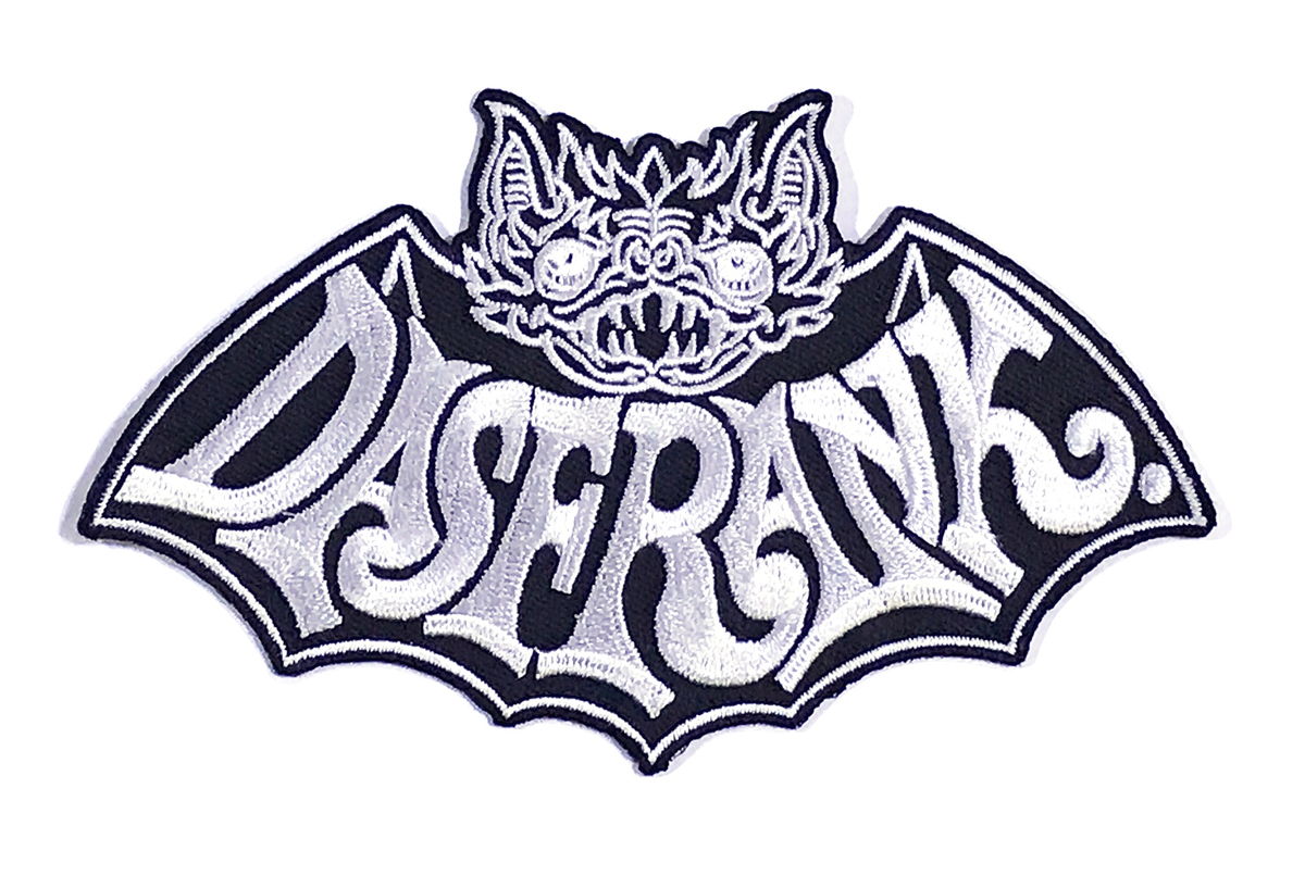 Das Frank Logo Patch