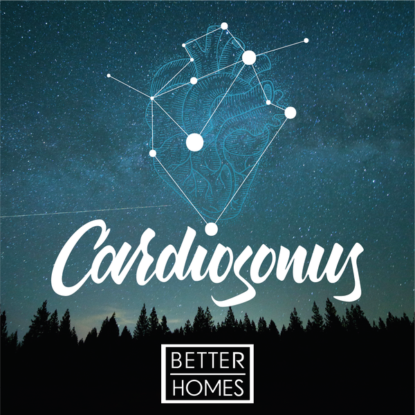 Image of Cardiosonus EP - Jewel Case