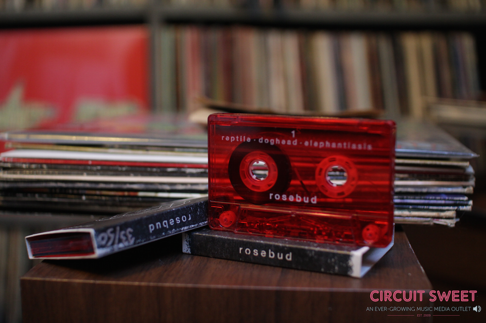 Image of Rosebud - Self Titled Cassette Release
