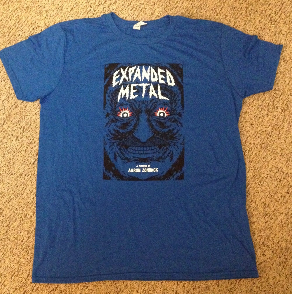 Image of Expanded Metal T-Shirt