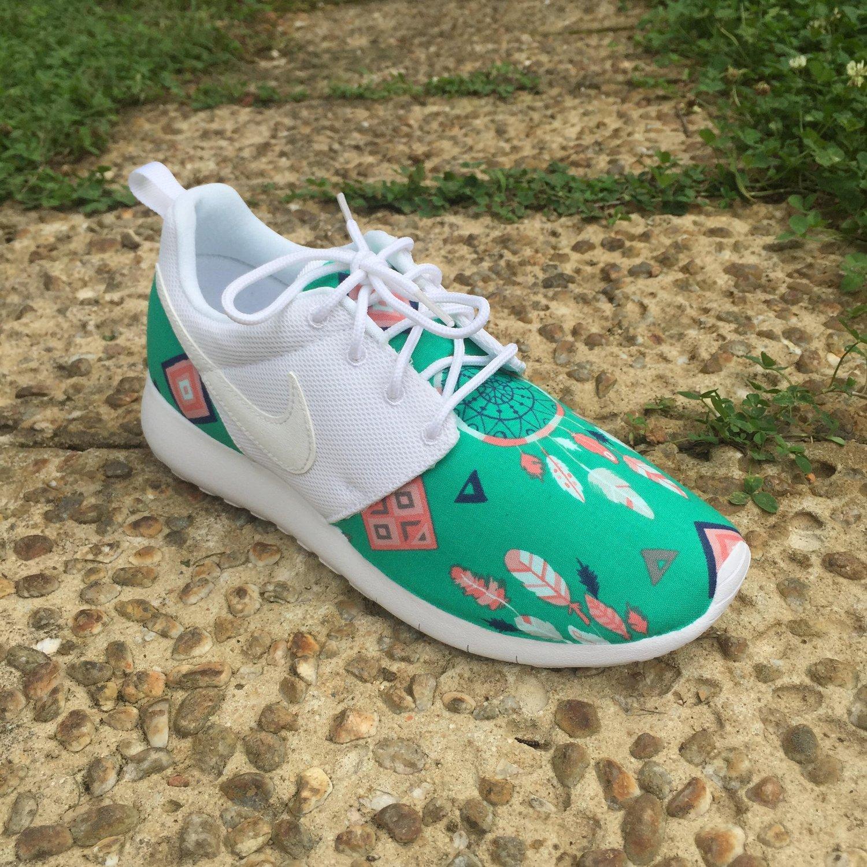 """Image of Custom Nike Roshe One """"Dream Catcher"""""""