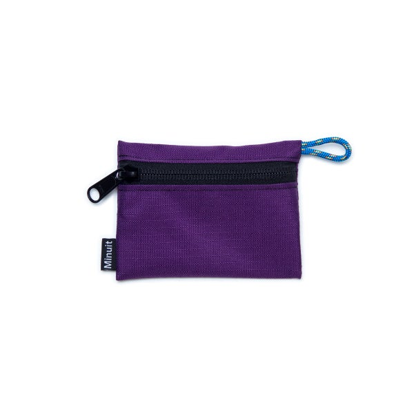 Image of Minuit - Card holder Purple