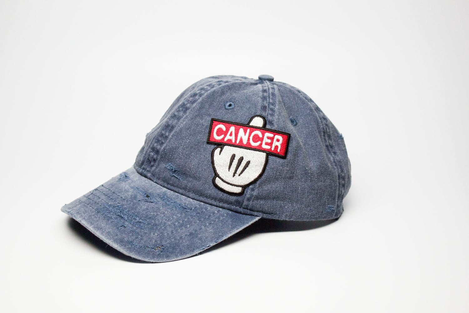 "Image of ""F Cancer"" Dad Hat"