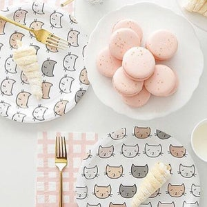 Image of Kitten Party Napkins