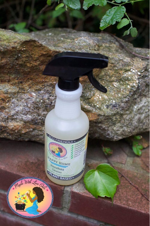Image of Happy Home Plant-Based Household Cleaner