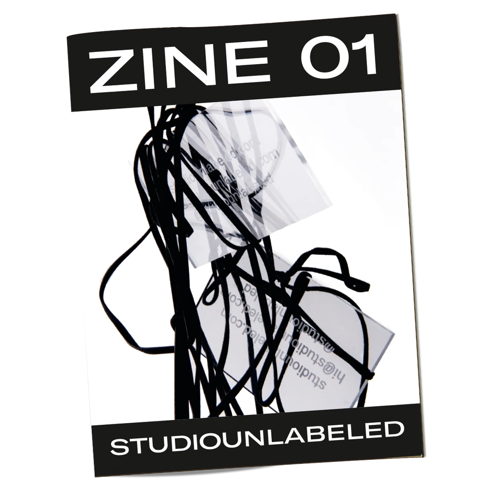 Image of ZINE 01