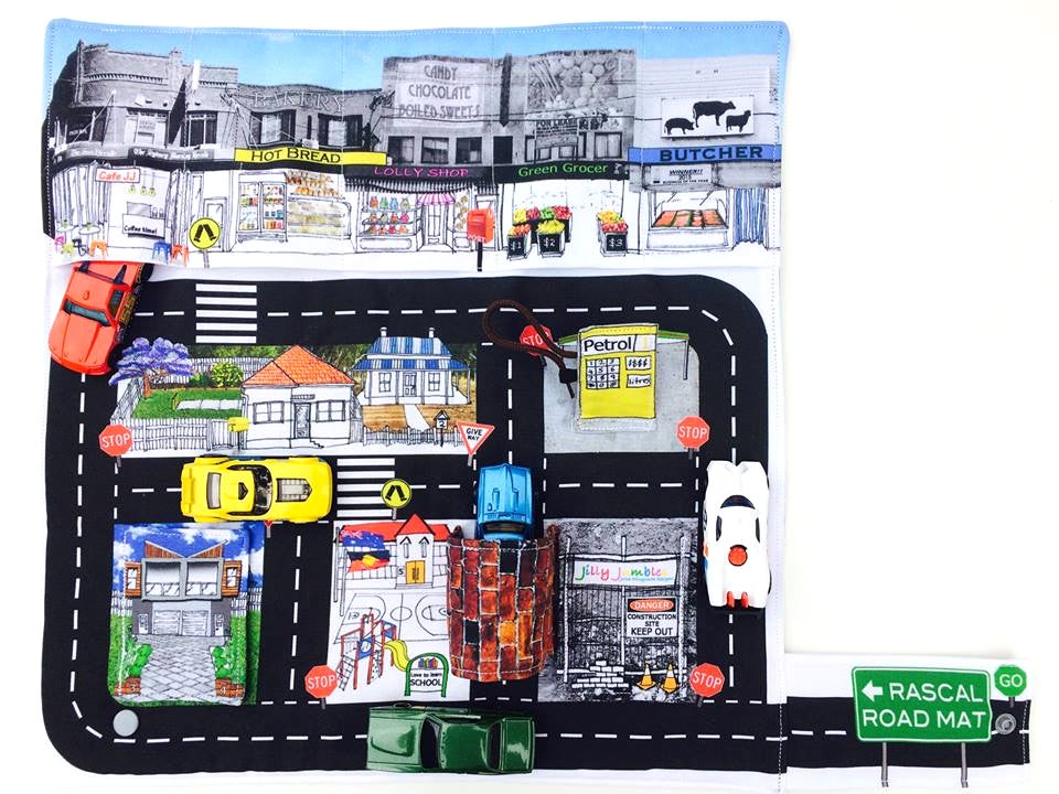Image of Rascal Road Mat