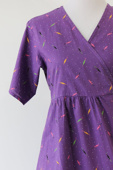 Image of SOLD Purple Rain Purple Rain Dress