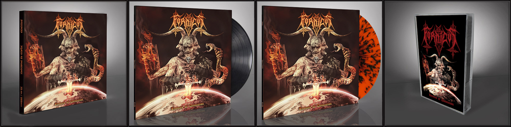 Image of Hymns of Dominion Gatefold Vinyl/Digipak/Pro-Tape