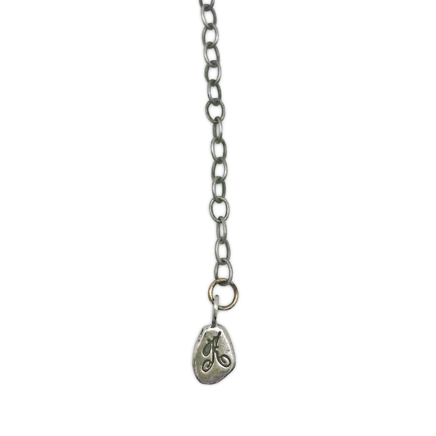 Image of 7 Branch & Bead Drop Necklace