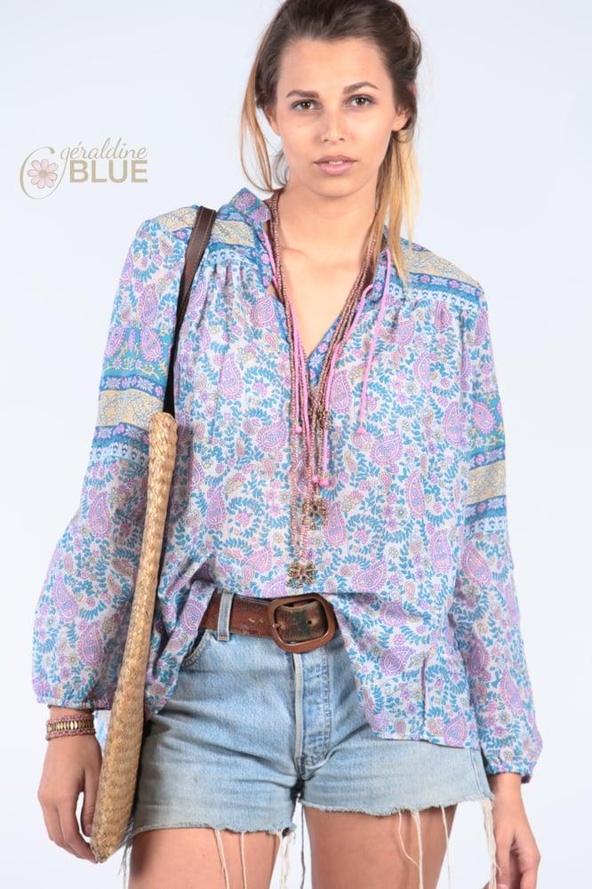 Image of Gloria Hippie top