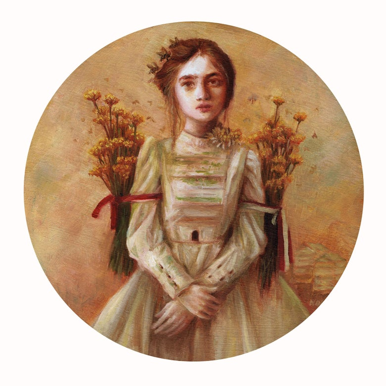 Image of 'The Beekeeper' by Nom Kinnear King