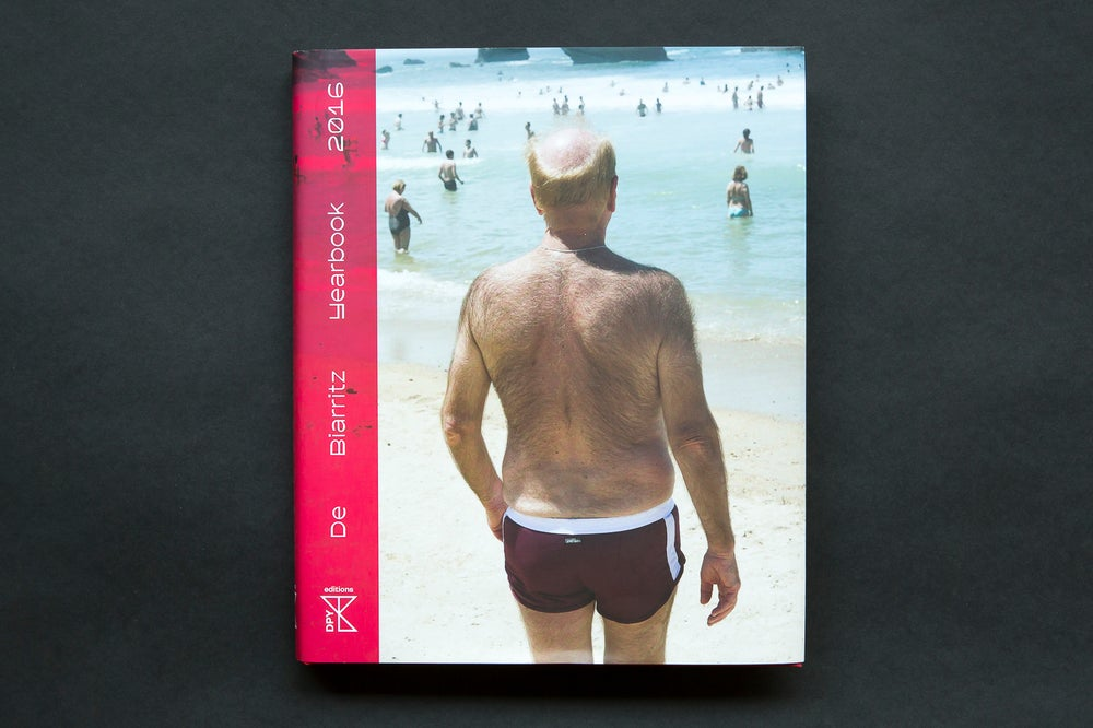 Image of De Biarritz Yearbook 2016